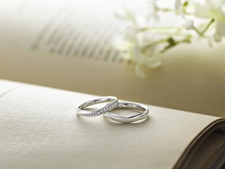 おすすめ結婚指輪〜トゥモロー