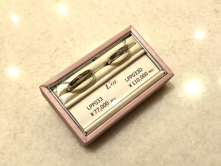 おすすめ結婚指輪〜ロル