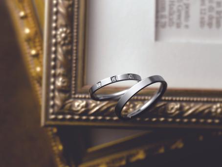 おすすめ結婚指輪〜ピュア
