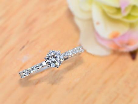 おすすめオリジナル婚約指輪(エンゲージリング)