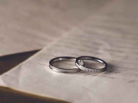 おすすめ結婚指輪〜ディア