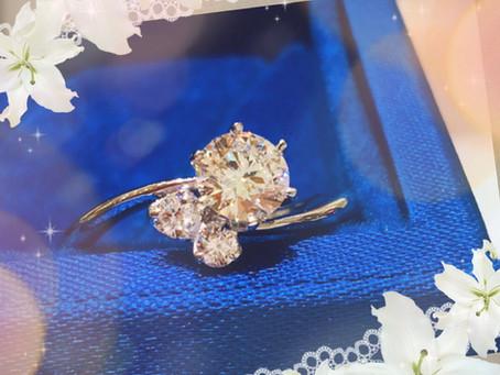 おすすめ婚約指輪