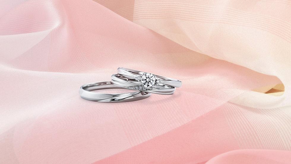 結婚指輪・婚約指輪の写真