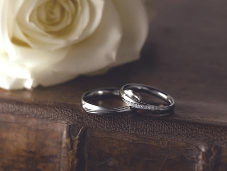 おすすめ結婚指輪〜プロミス