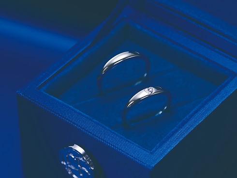 結婚指輪・マリッジリングの写真