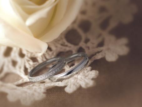 おすすめ結婚指輪〜ハピネス