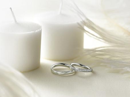 おすすめ結婚指輪〜ブライト