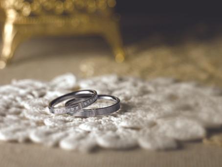 おすすめ結婚指輪〜メモリー