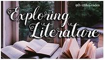 Exploring Literature course