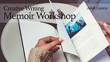 Memoir Workshop for Adults