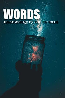 Words: An Anthology for Teens cover