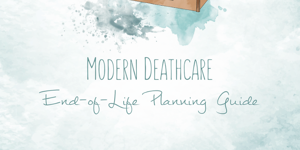 Planning for End-of-Life