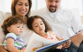 IMPORTANCE OF READING ALOUD Giving young children a foundation for success.