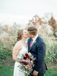 Bride and Groom - Laura Gares Photography