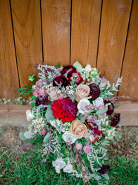 Bride bouquet - Laura Gares Photography