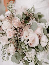 Bride bouquet - Bluestone Country Club - Jieru Photography