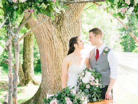 Wedding Arbor Inspiration
