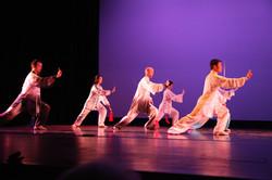 Tai Chi Performance