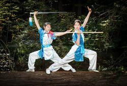 Wushu Team A