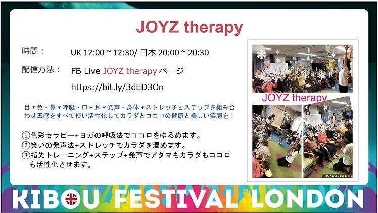 JOYZtherapy