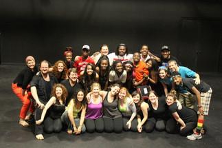 New Dance Theatre Workshop