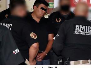 Detienen a presuntro homicida de joven futbolista