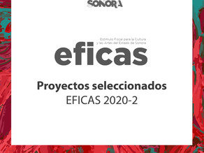 Anuncia ISC segunda selección de proyectos del EFICAS 2020