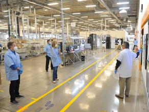 Continúa consolidándose la economía en Sonora, a cinco años de gobierno de Claudia Pavlovich: Vidal
