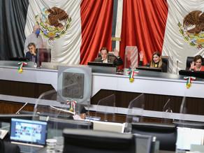 Presentan iniciativas sobre paridad y en defensa del derecho a la igualdad y no discriminación