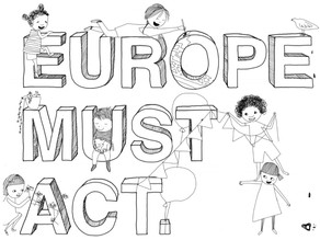 Join us for Action Day May 23, 2020 to show Europe #WeHaveSpace