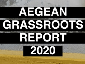 Aegean Grassroots Report: Policy Recommendations