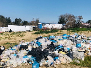 Testimony on Hygiene from Vial Camp, Chios