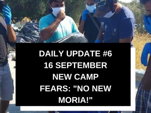 Daily Update (16/09/20)
