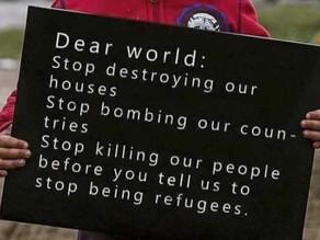 Dear Inhabitants of the Planet