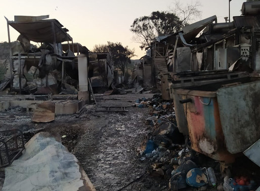 Europe Must Act Moria Fire Response