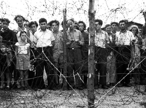 Commemorating the end of WWII  - Europe still struggling to treat refugees humanely