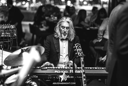 Richy Burattini pianist
