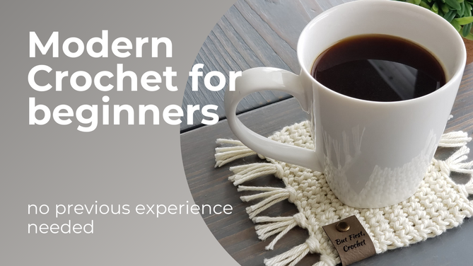 Learn How to Crochet in an Hour