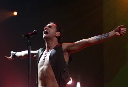 Dave Gahan, Depeche Mode