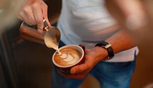 Moneypennys im Kaffee Frech - Zug