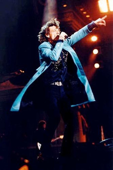 Sir Mick Jagger, The Rolling Stones