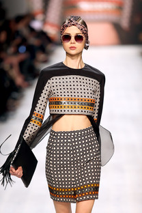 Mailand Fashion Week 2015