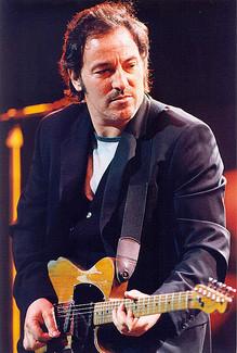 Bruce Springsteen, The Boss