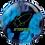 Thumbnail: 900 Global Afterburner Hybrid Black/Blue
