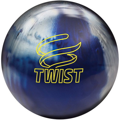 Brunswick Twist Blue/Silver