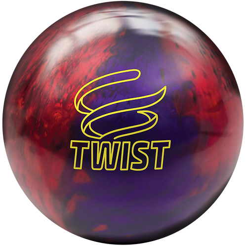 Brunswick Twist Red/Purple