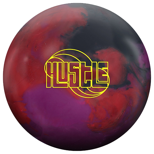 Roto Grip Hustle Purple/Black/Red