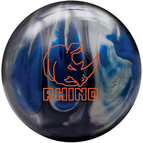 Brunswick Rhino Black/Blue/Silver