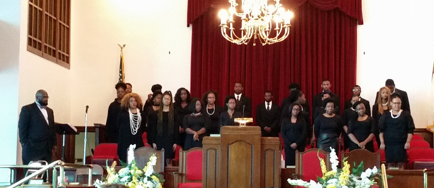 Lemoyne Owen Choir