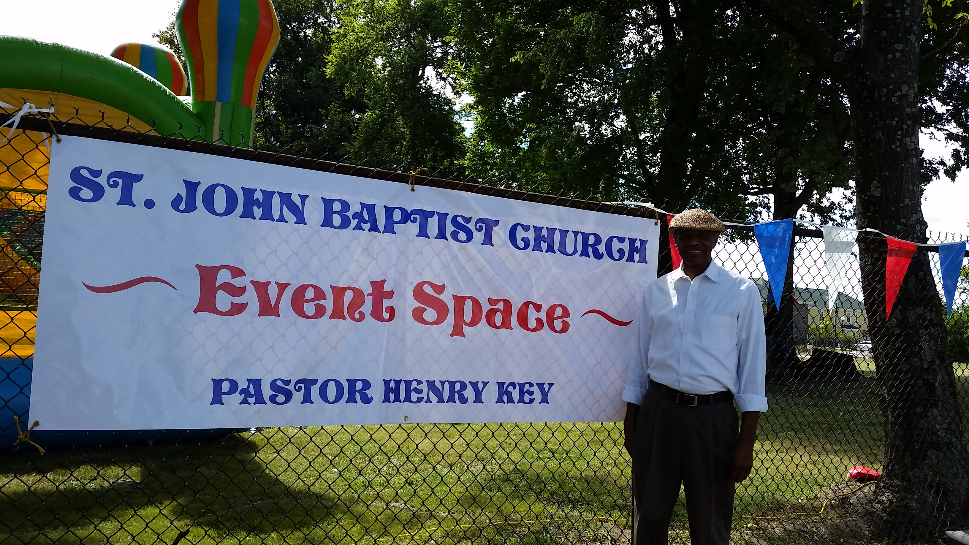 Pastorandsign
